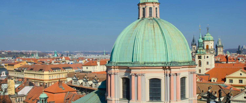 fasád Praha