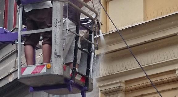 Výškové práce Praha