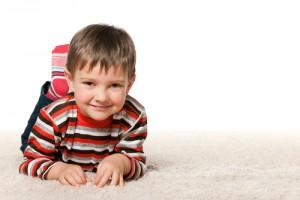 čištění koberců v mateřské škole