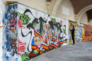 žádné graffiti